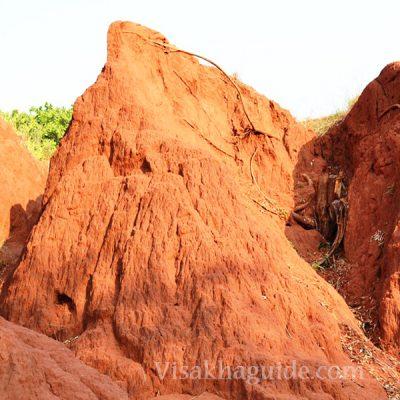 Erramatti Dibbalu (Red Sand Hills)