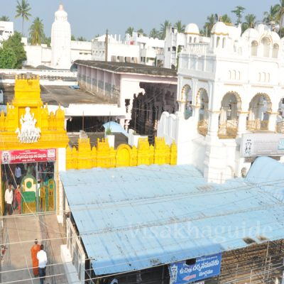Sri Suryanarayana Swamy Temple (Arasavalli)