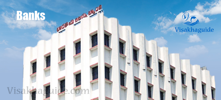banks in visakhapatnam