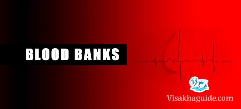 blood banks visakhapatnam (vizag) andhrapradesh