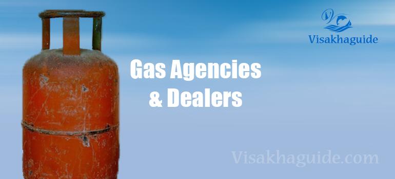 gas agencies dealers visakhapatnam