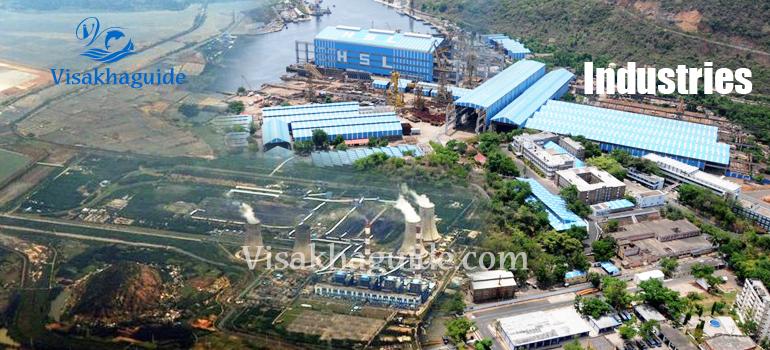 industries visakhapatnam