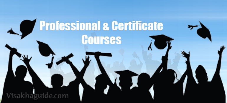 professional courses visakhapatnam (vizag)