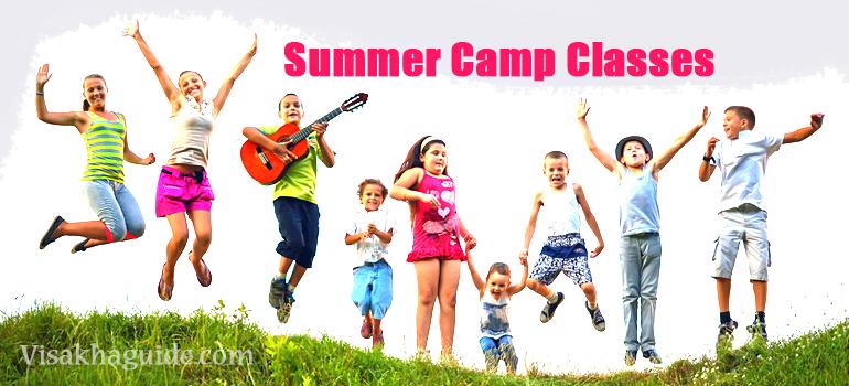 summer camps classes visakhapatnam (vizag)