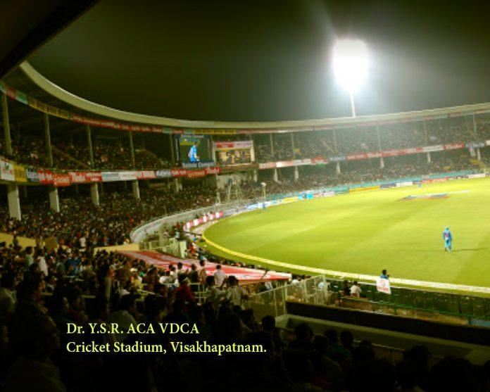 Dr Y.S.R. ACA VDCA Cricket Stadium