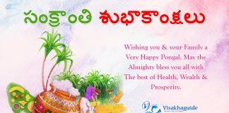 Makar Sankranthi Celebrations 2020