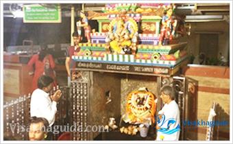 Sri Sampath Vinayaka Temple Visakhapatnam