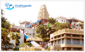 sri venkateswara temple spiritual places vizag