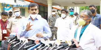 Tirupati SP Avula Ramesh Reddy Strong warning to the ambulance gang