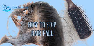 hair loss health tips