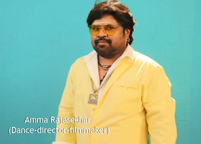 amma rajasekhar dance director filmmaker vg9