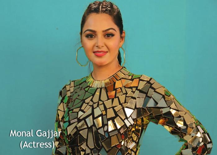 monal gajjar actress vg